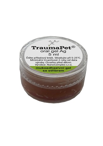 TraumaPet® Oral Gel Ag